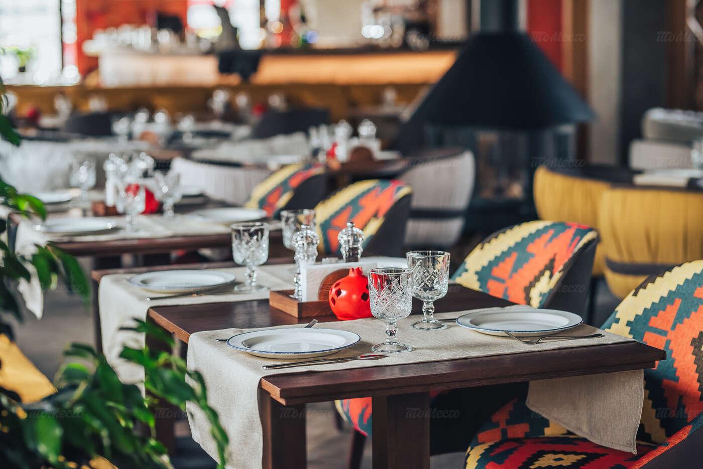 Ресторан Мзиури в Климентовском переулке фото 29