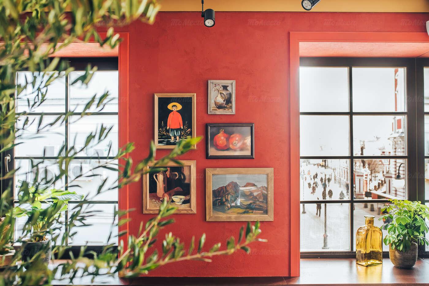 Ресторан Мзиури в Климентовском переулке фото 28