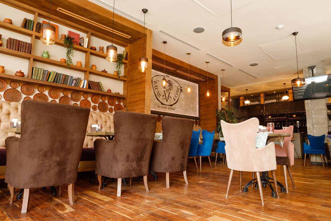 Ресторан Баран в Казан на Марксистской фото 6