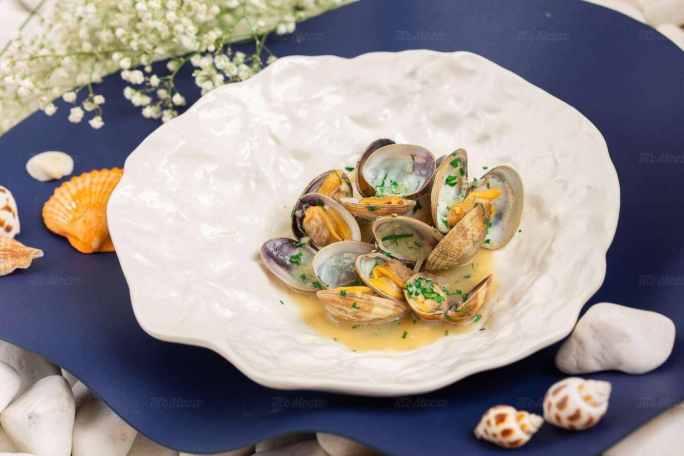 Меню ресторана Osteria di mare на Шелепихинской набережной фото 11