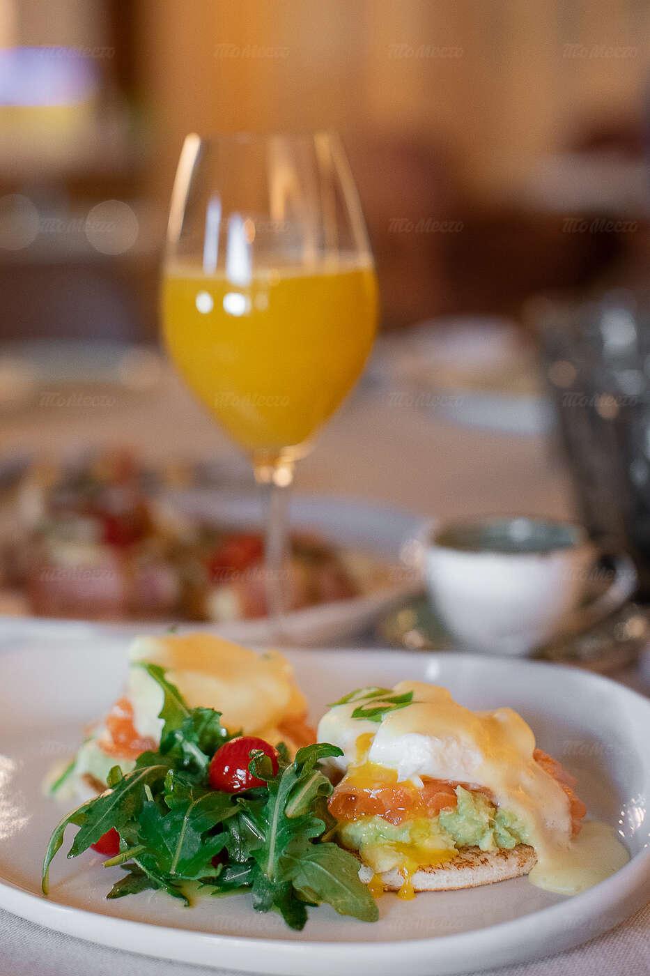 Меню ресторана Osteria di mare на Шелепихинской набережной фото 24