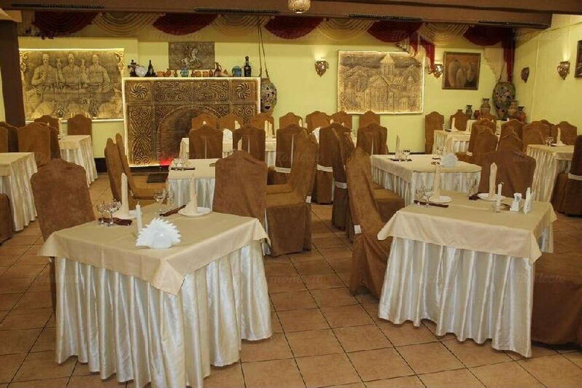 Ресторан Имеди в Депутатском переулке фото 2