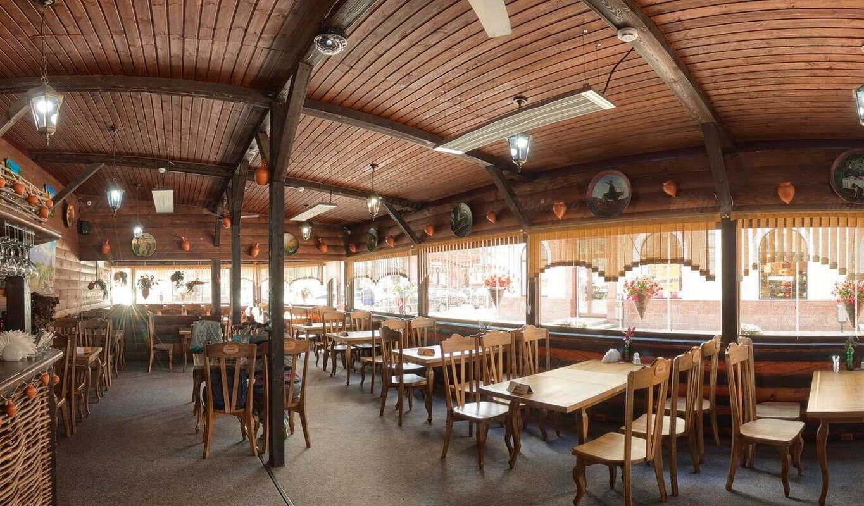 Ресторан Имеди в Депутатском переулке