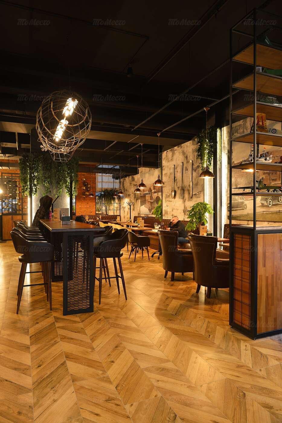 Ресторан Дом Техники на улице Профессора Баранова фото 7