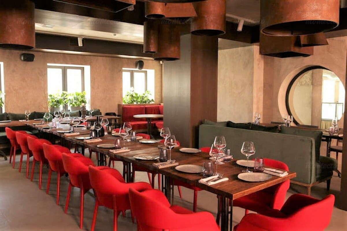Ресторан Угли на проспекте Мира фото 5