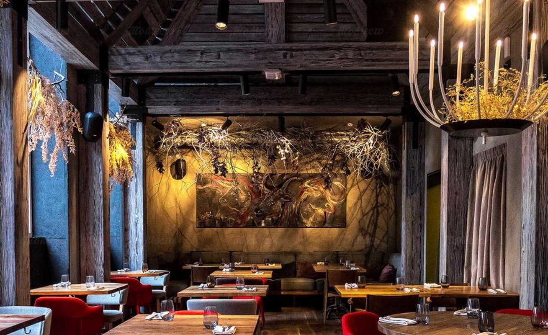 Ресторан Угли на проспекте Мира фото 4