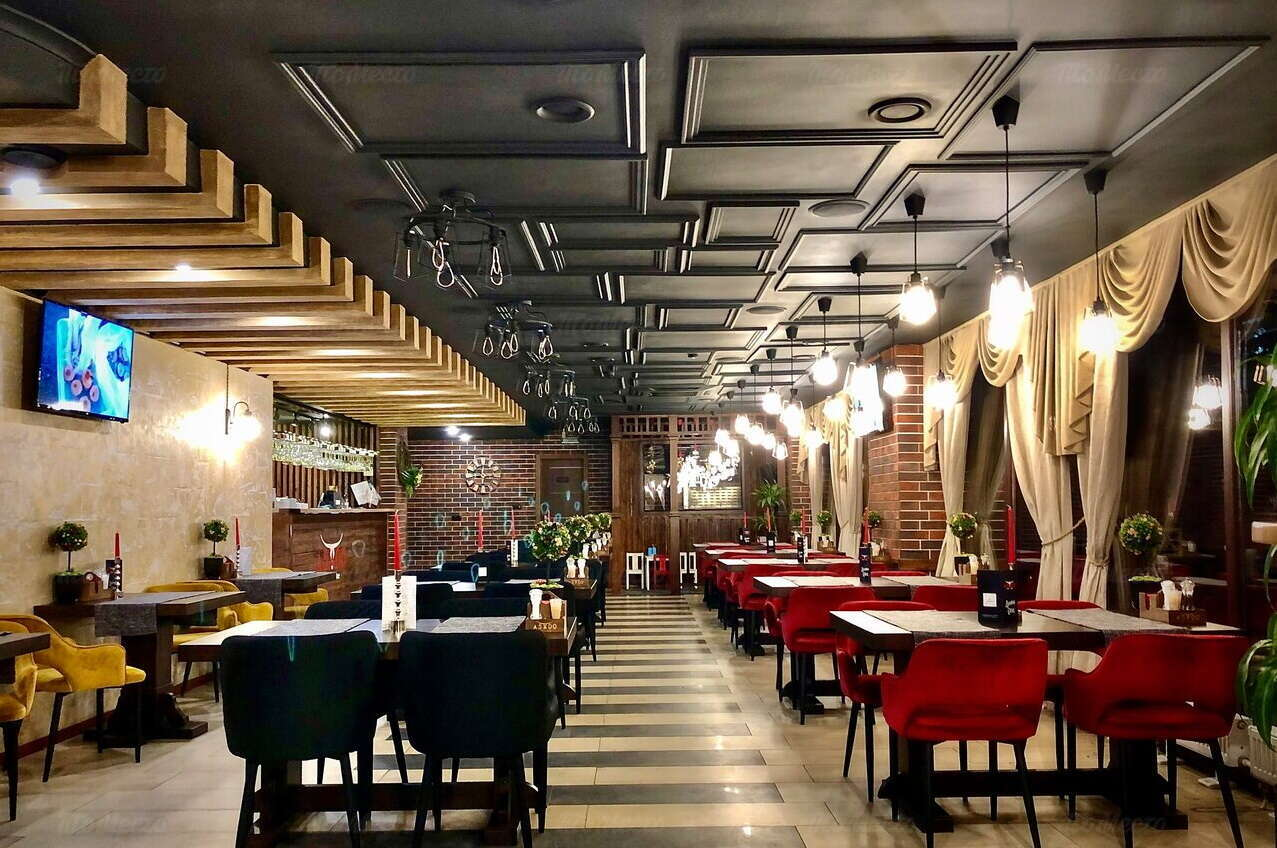 Ресторан Asado (Асадо) на улице Грига