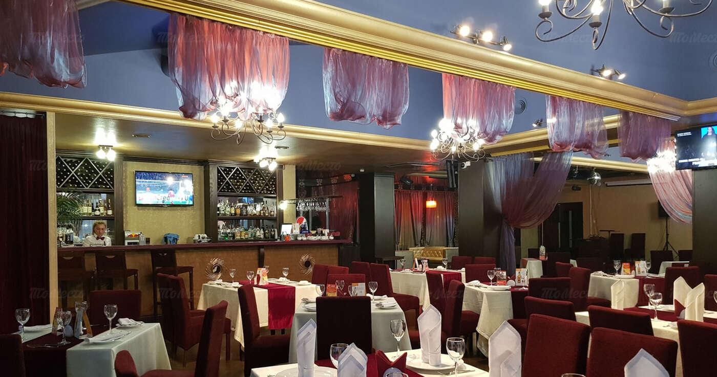Ресторан Встреча на площади Калинина