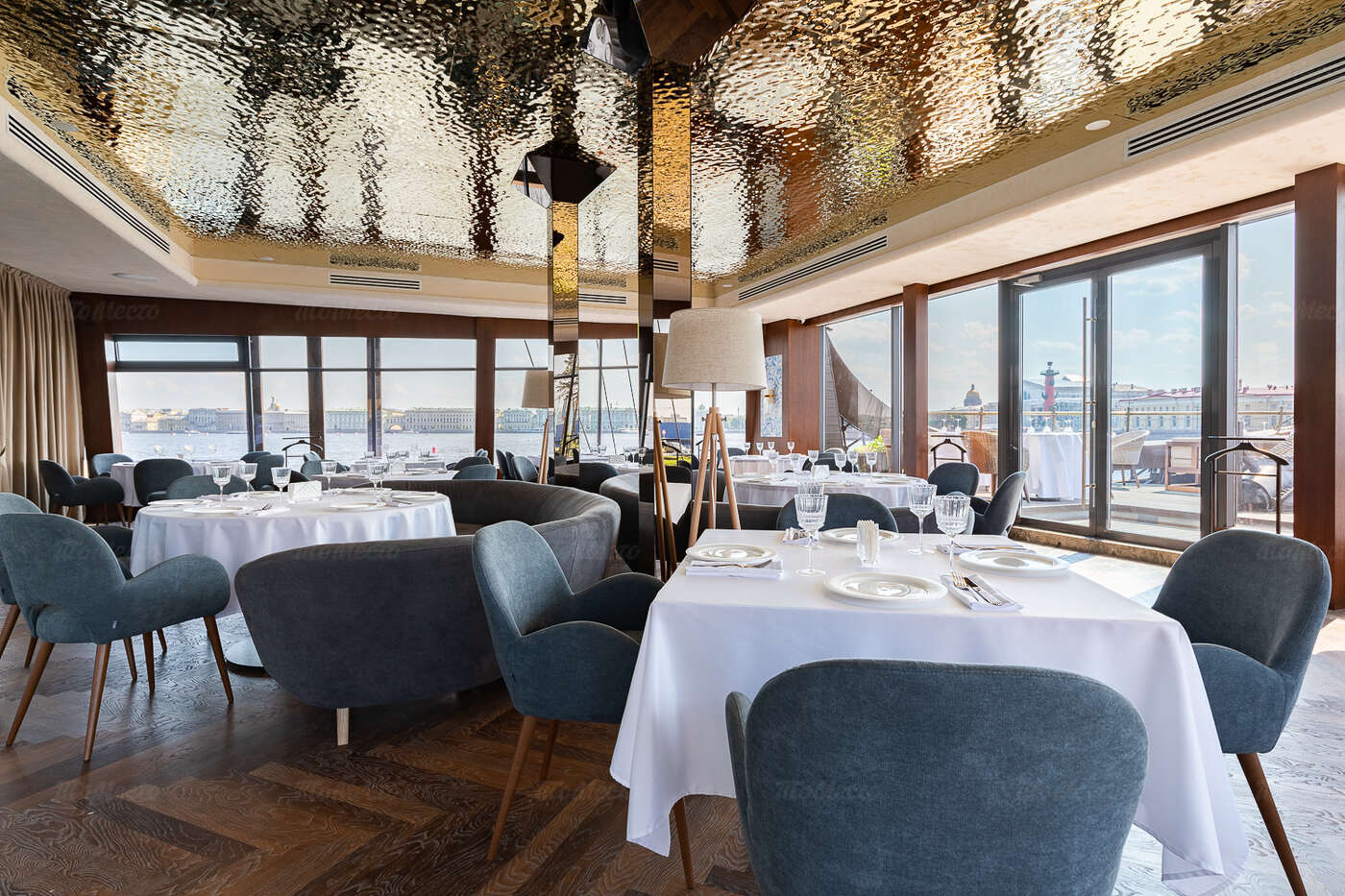 Ресторан 1703 на Мытнинской набережной фото 7