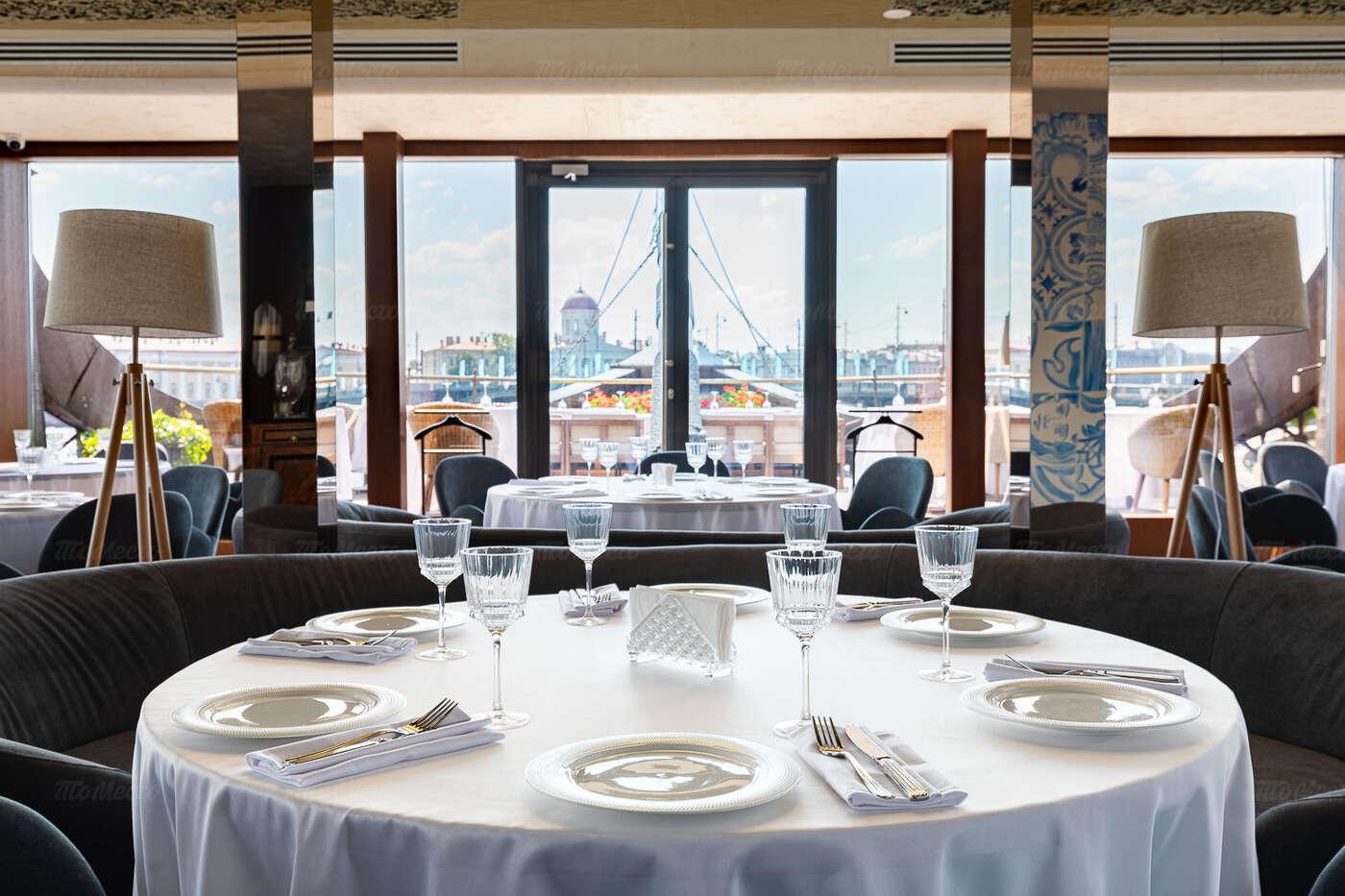 Ресторан 1703 на Мытнинской набережной фото 3