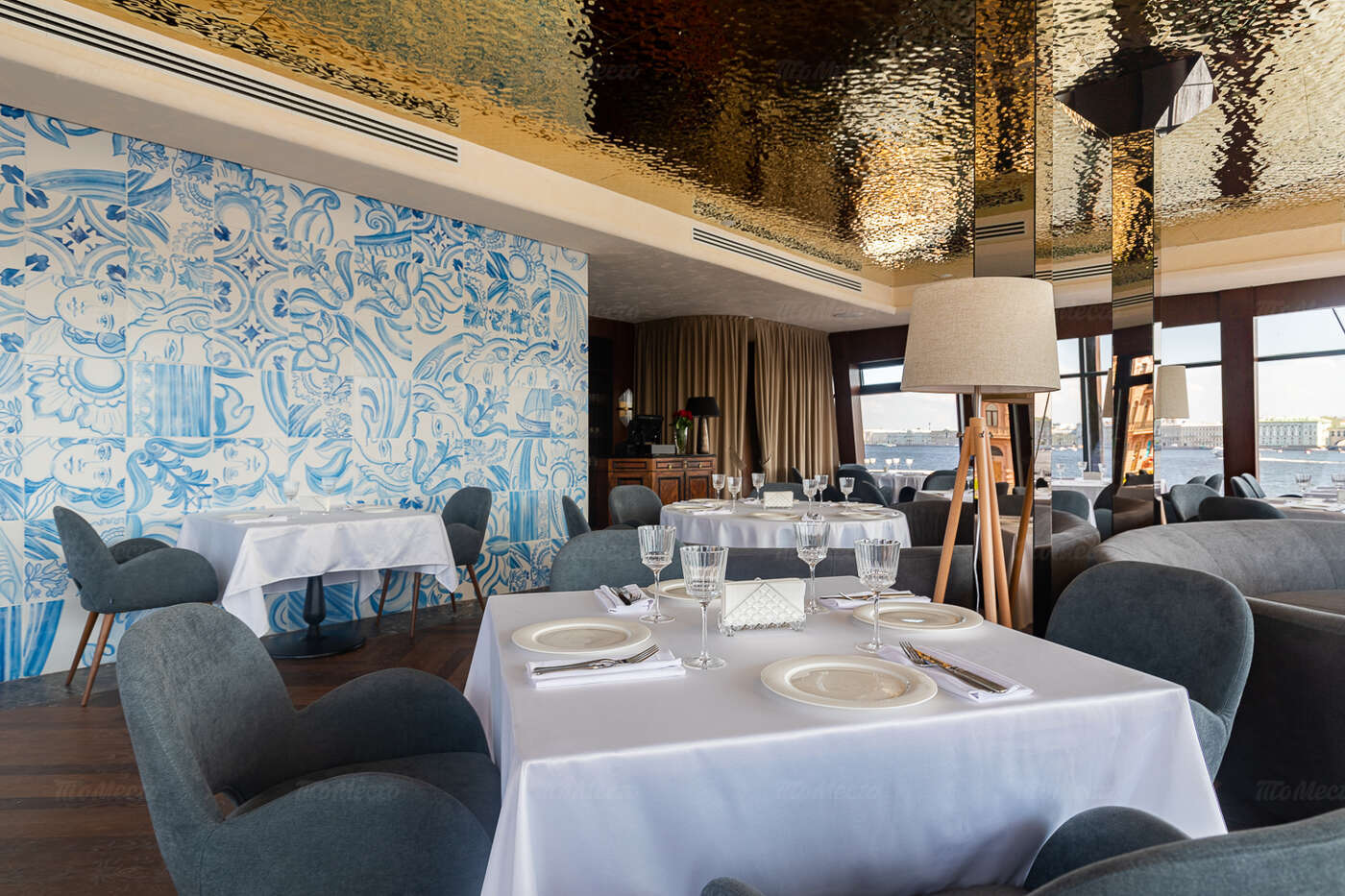 Ресторан 1703 на Мытнинской набережной фото 26
