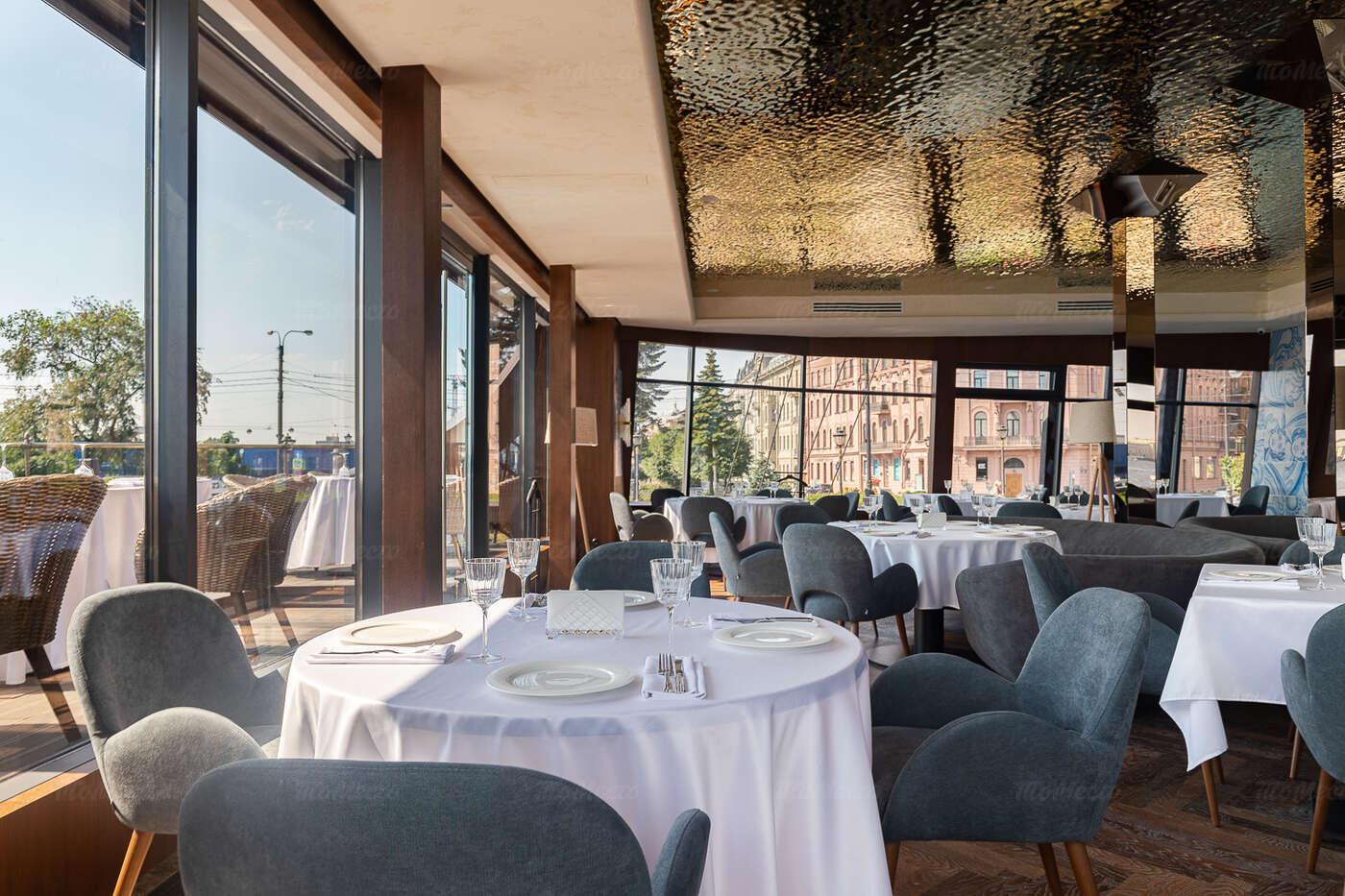 Ресторан 1703 на Мытнинской набережной фото 24