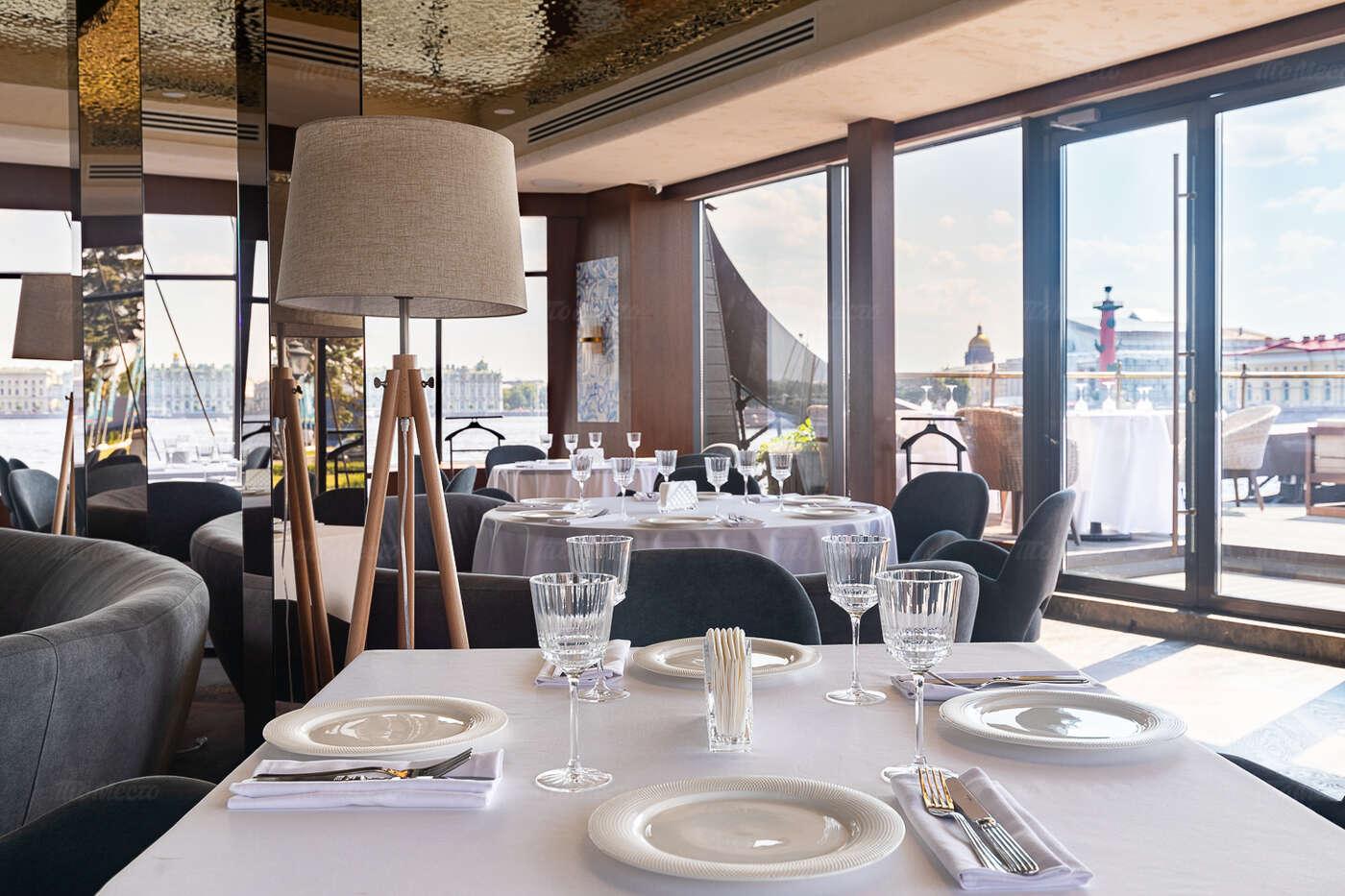 Ресторан 1703 на Мытнинской набережной фото 8