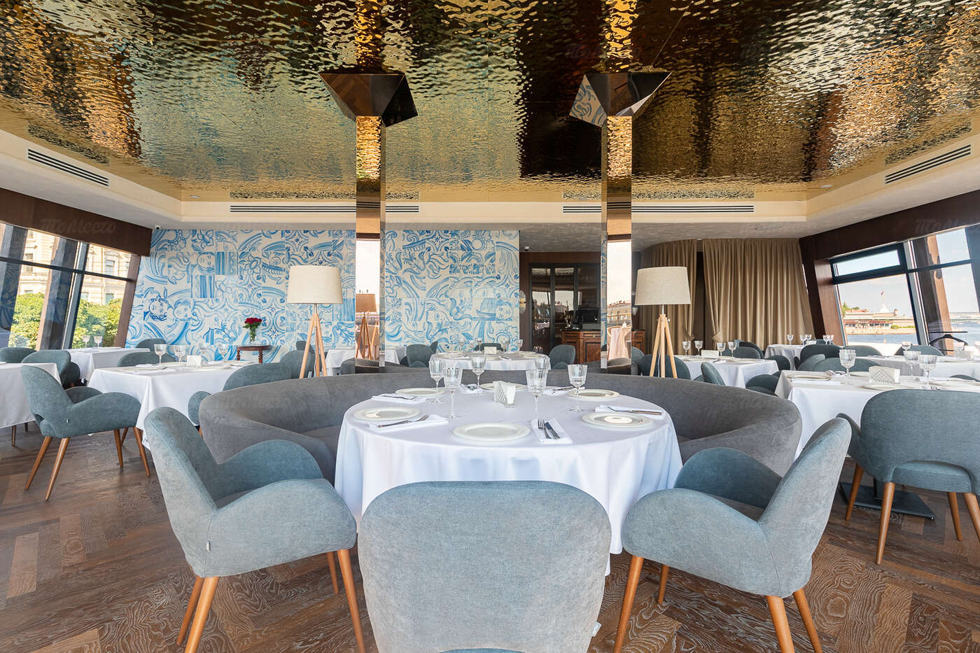 Ресторан 1703 на Мытнинской набережной фото 25