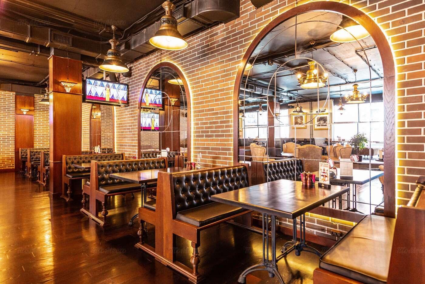 Ресторан Темпл Бар (Temple Bar) в Нижнем Сусальном переулке