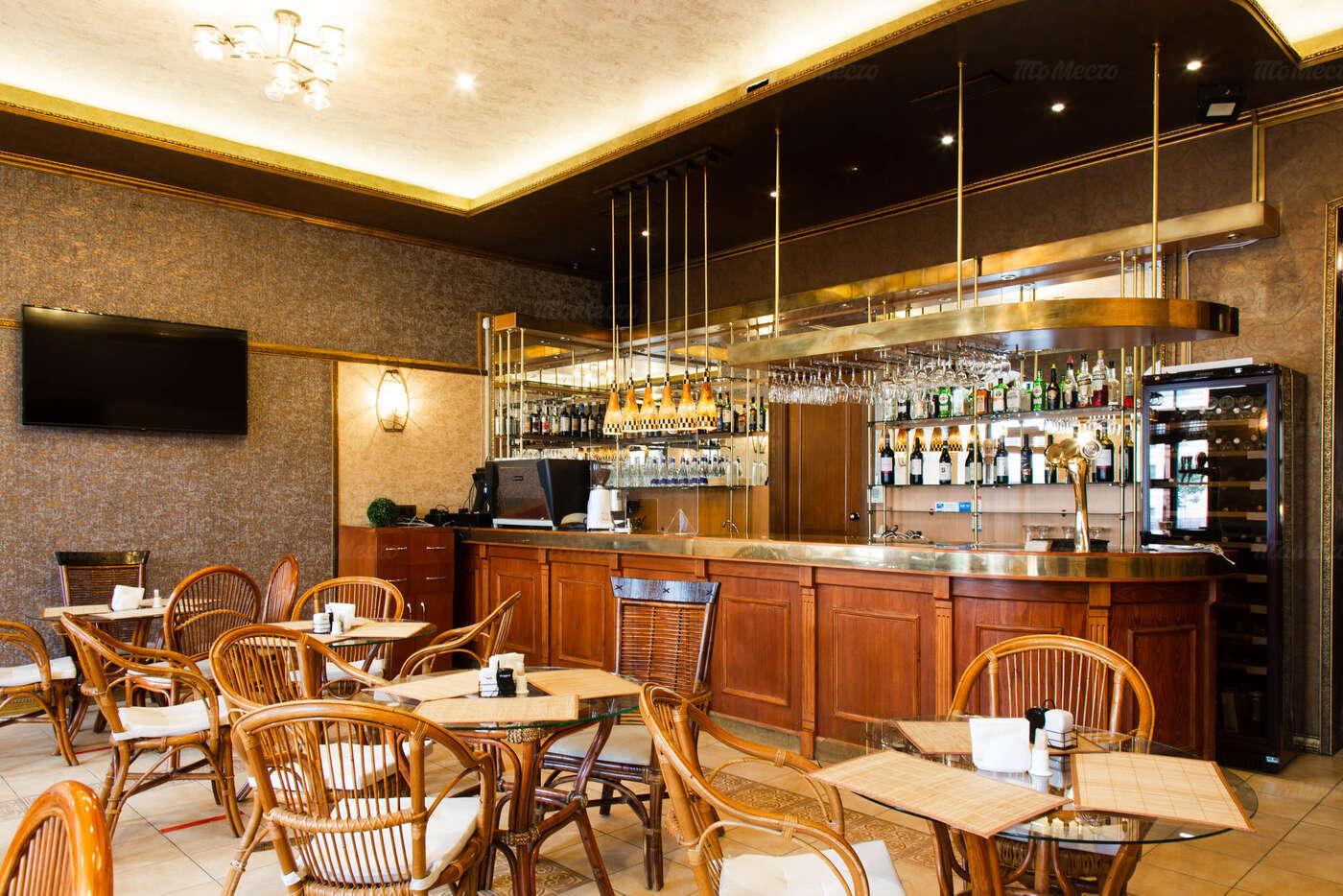 Ресторан BISTRO A-STYLE (Бистро астайл) на набережной реки Фонтанки фото 4