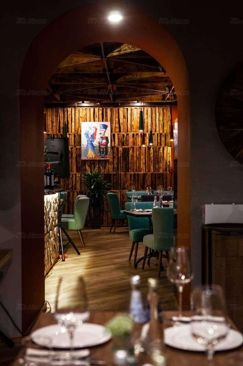 Ресторан VINO VANO на Сретенском бульваре