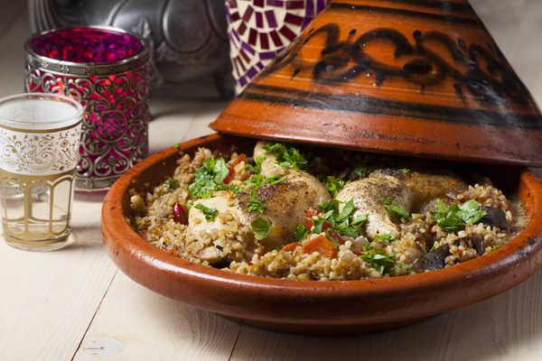 Марокканская