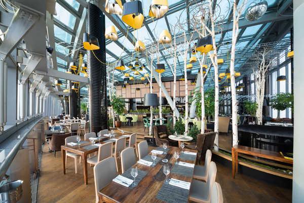 Необычные рестораны и кафе