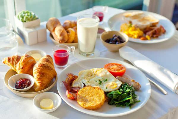Завтрак в любое время