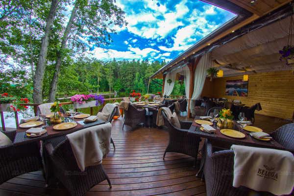 Рестораны на свежем воздухе