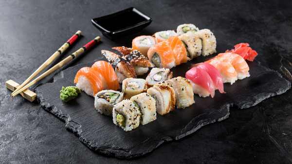 Где поесть вкусные суши