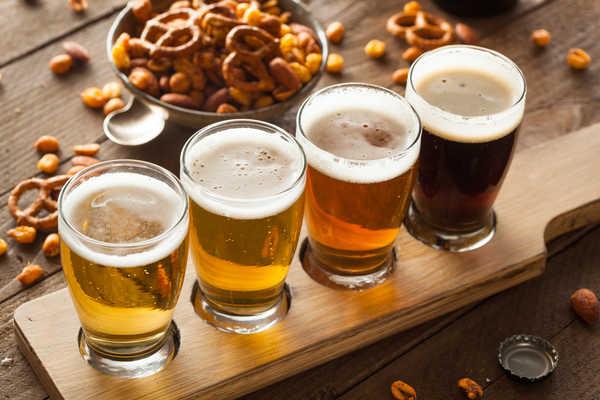 Где проходят дегустации пива