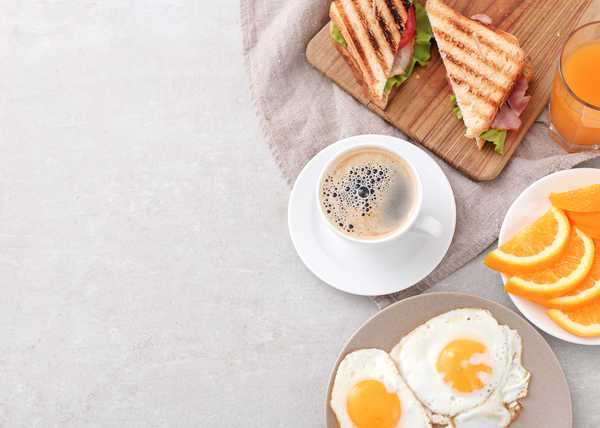 Рестораны, где подают завтраки