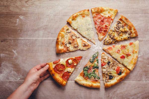 Где поесть пиццу