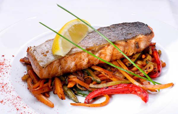 Где поесть рыбу и морепродукты