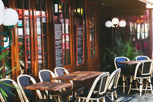 Уютный ресторан в центре