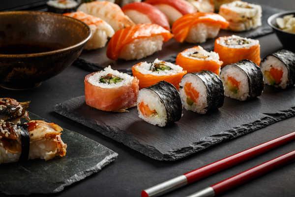 Лучшие суши рестораны