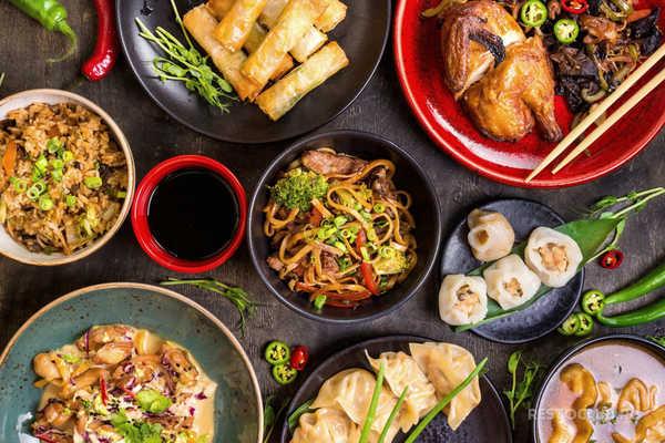 Лучшие азиатские рестораны