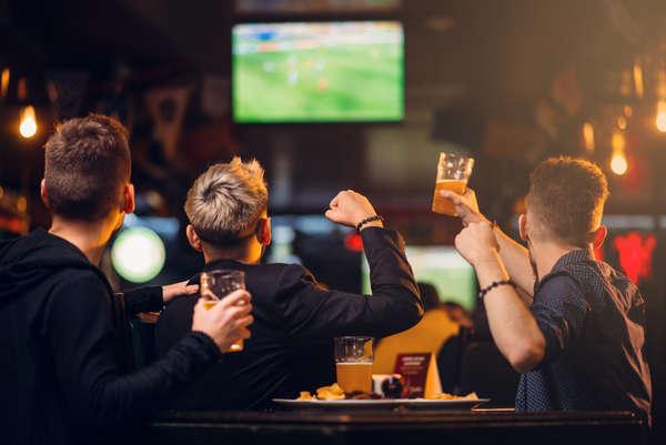Где смотреть футбол