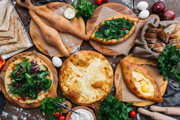 Грузинские рестораны и кафе